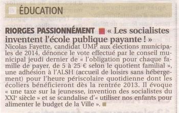 Article Pays Roannais - 2013-05-23