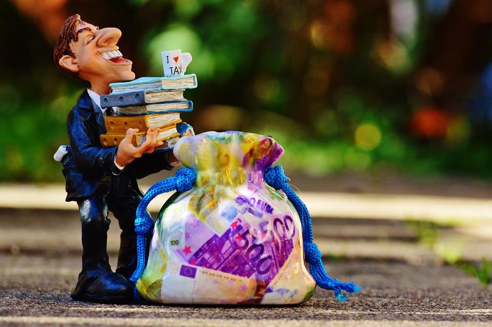 Taxes, Conseiller Fiscal, Finances, Argent