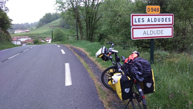 Le camino Françès