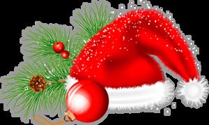 Chapeaux de Père Noël