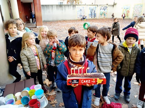 Joyeux anniversaire Maximilien