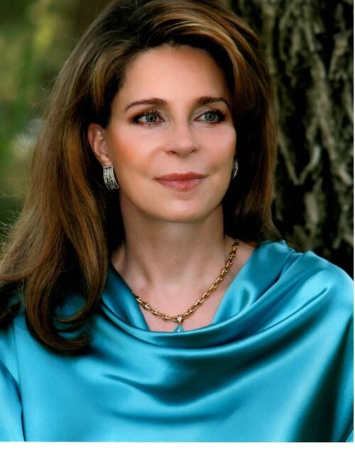Les 65 ans de la reine Noor de Jordanie