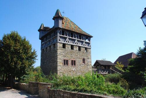 La maison forte de Mulhouse