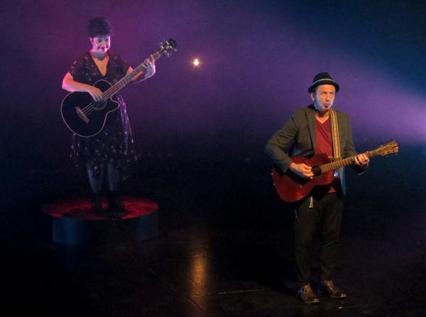 La soirée d'ouverture de la saison théâtrale 2021-2022 au Théâtre Gaston Bernard a enchanté le public....