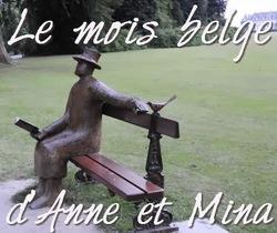 Le mois belge chez Anne et Mina