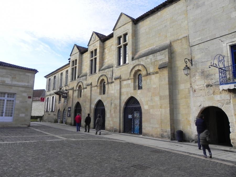 la Collégiale de Saint Emilion