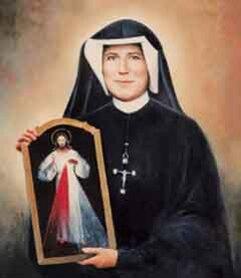 Prière de Sainte Faustine pour l'Année de la Miséricorde