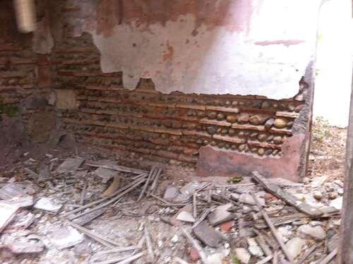 Petit mas ancien destructurée - Camargue