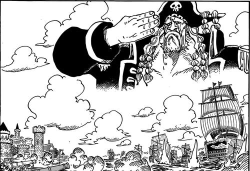 One Piece Scan chapitre 907 en VF version Française - Lecture en Ligne