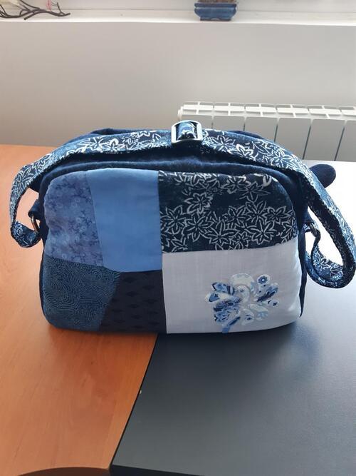 Mon premier sac Redquilt!