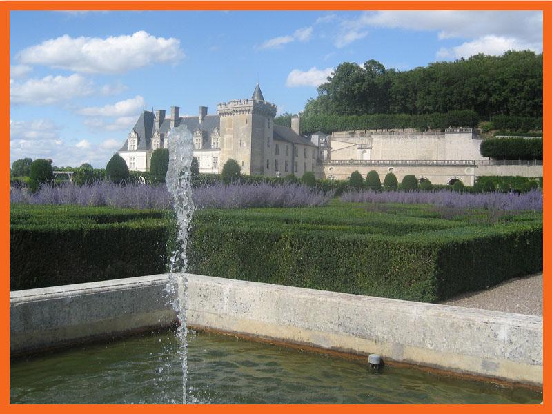 37510 Chateau de Villandry