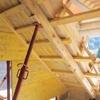 réalisation des coffrages pour l\'escalier béton 003