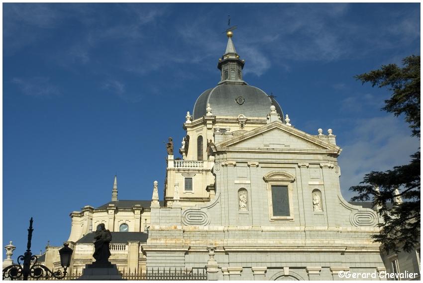 Madrid - Cathédrale de la Almudena #3