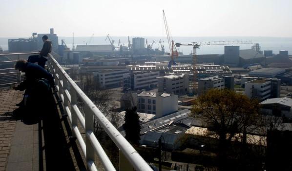 A quai Brest 2010-