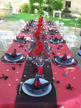 Tables page 5 d cotable for Decoration 20 ans