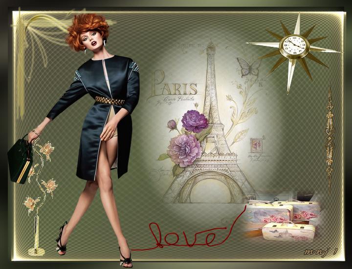 PARIS Reine du Monde !                          0908