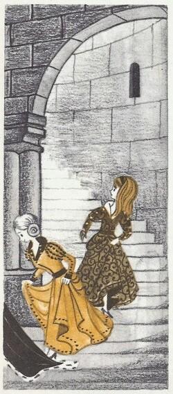 Le bal des douze princesses (Jacob et Wilhelm GRIMM)