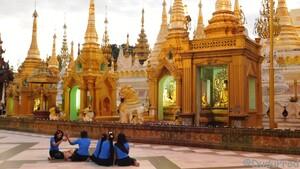 Calendrier 2017 - Myanmar