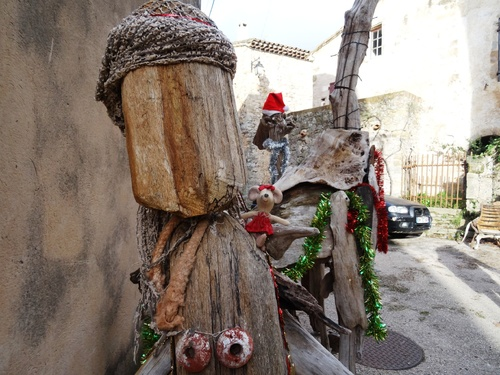 Dernier zour de vacances en Languedoc.