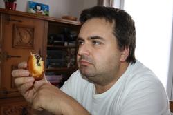 Pâtisseries du jour...