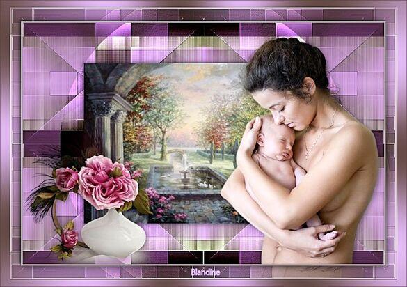 Douceur maternelle
