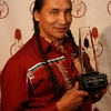 Morris Birdyellowhead acteur Amérindien du Canada dans Bury My Heart at Wounded Knee ,Apocalypto et