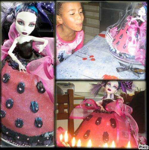 le gâteau de mes 8 ans!
