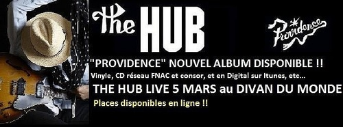 The Hub - Showcase du 24 janvier 2015