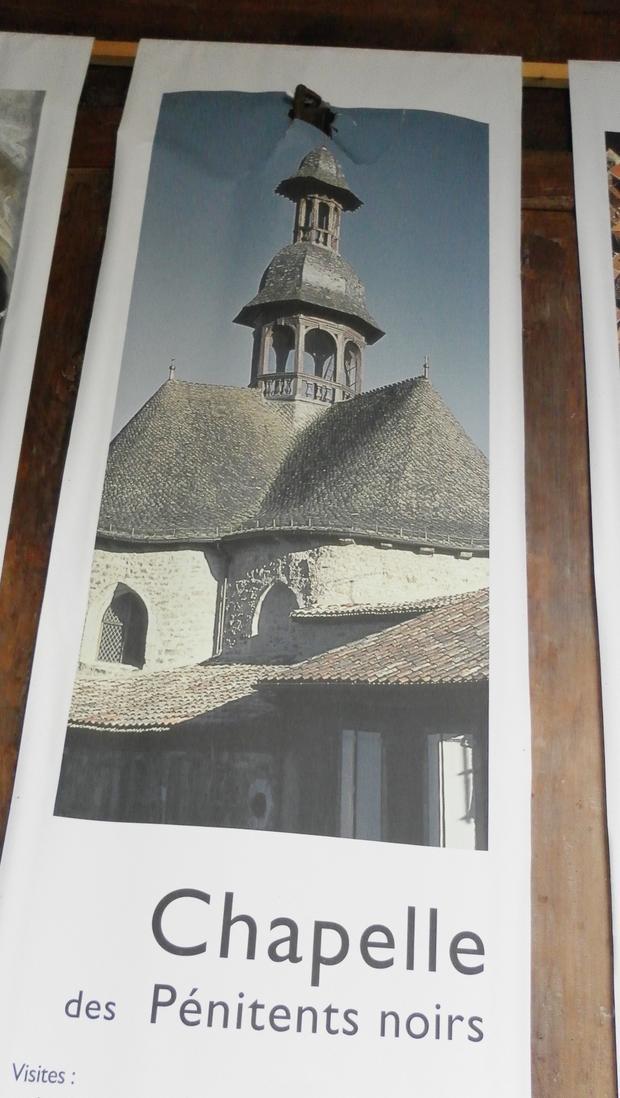 Villefranche de Rouergue 12 :les édifices religieux