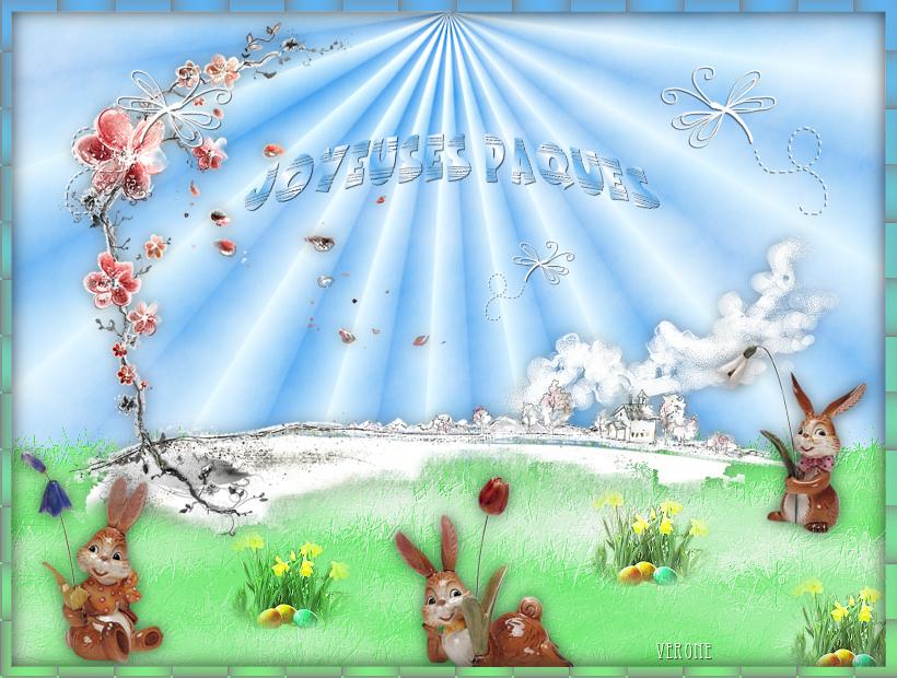Joyeuses Pâques 2010