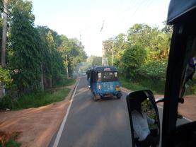 Anuradhapura et Mihintale du 16 au 18 février 2015
