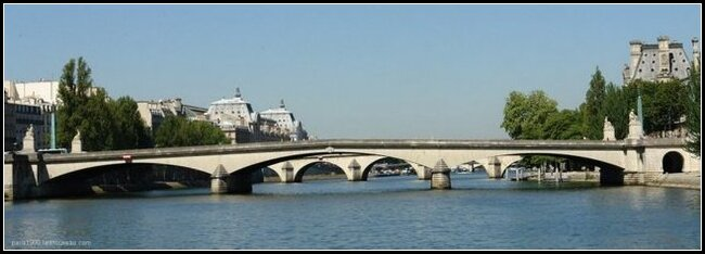Pont du Carousel