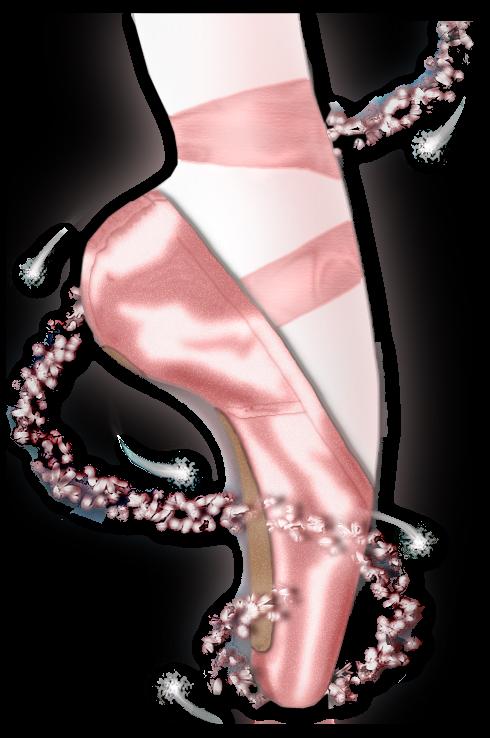Tubes ballerines