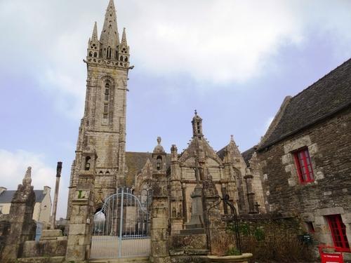 Bodilis en Bretagne (photos)