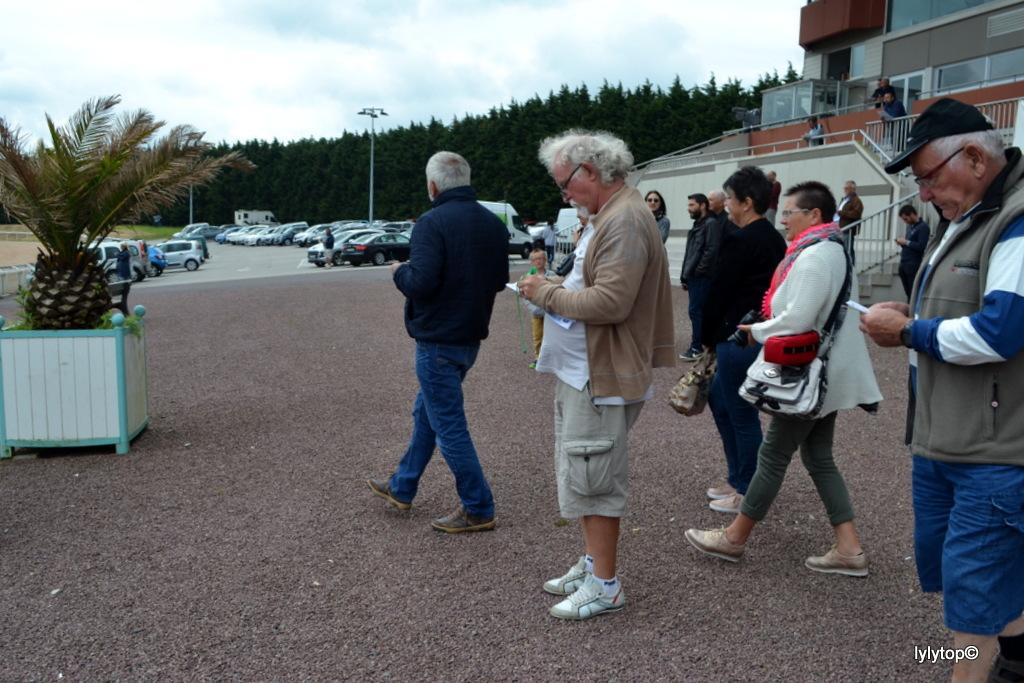 Une journée à l'hippodrome de Cherbourg en Cotentin (La Glacerie)