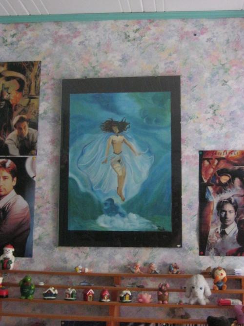 Une peinture...