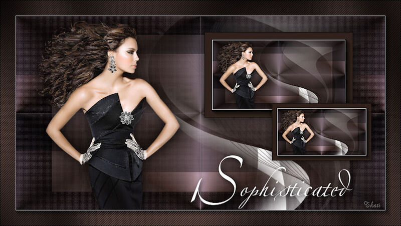 Sophisticated by Violine Graphisme