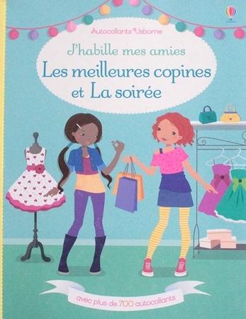 """J'habille mes amies : Le shopping / Les meilleures copines et La soirée """"Jeunesse"""""""