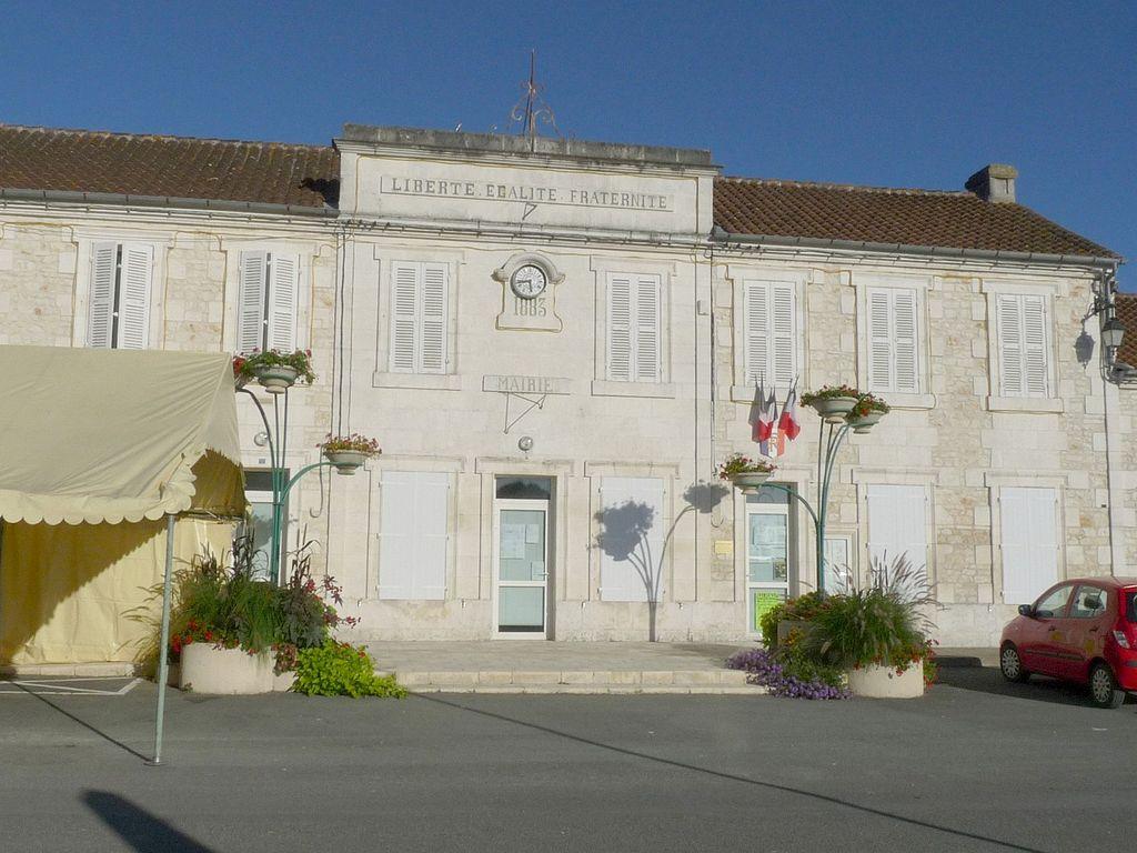 Salignac-sur-Charente