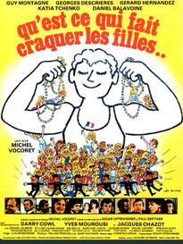 BOX OFFICE FRANCE 1982 QU'EST-CE QUI FAIT CRAQUER LES FILLES