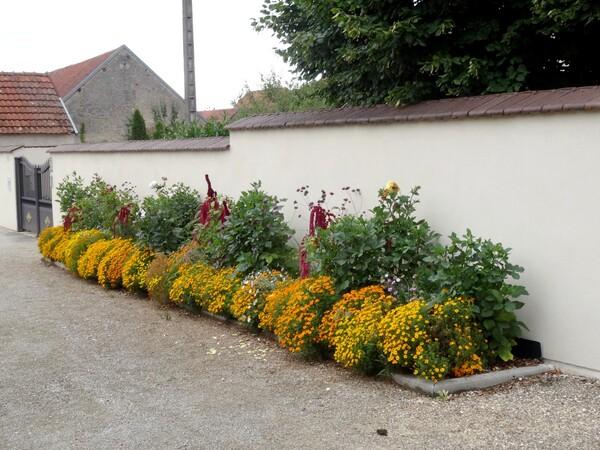 Le village de Minot est toujours aussi magnifiquement fleuri !