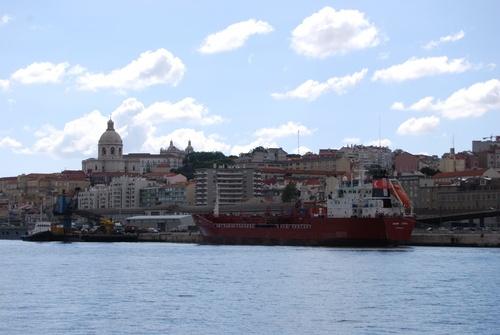 Croisière sur le Taze à Lisbonne (photos)