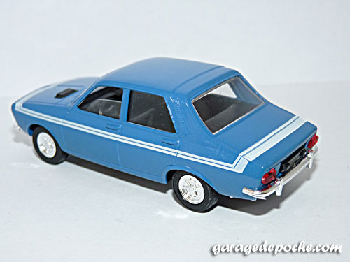 Renault 12 Gordini 1960