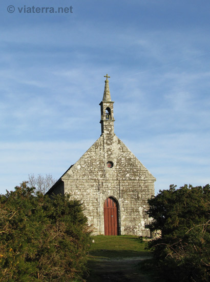 chapelle saint michel maneguen