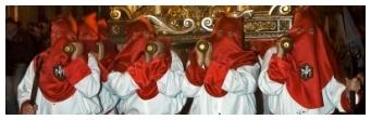 La Semaine Sainte à Santiago
