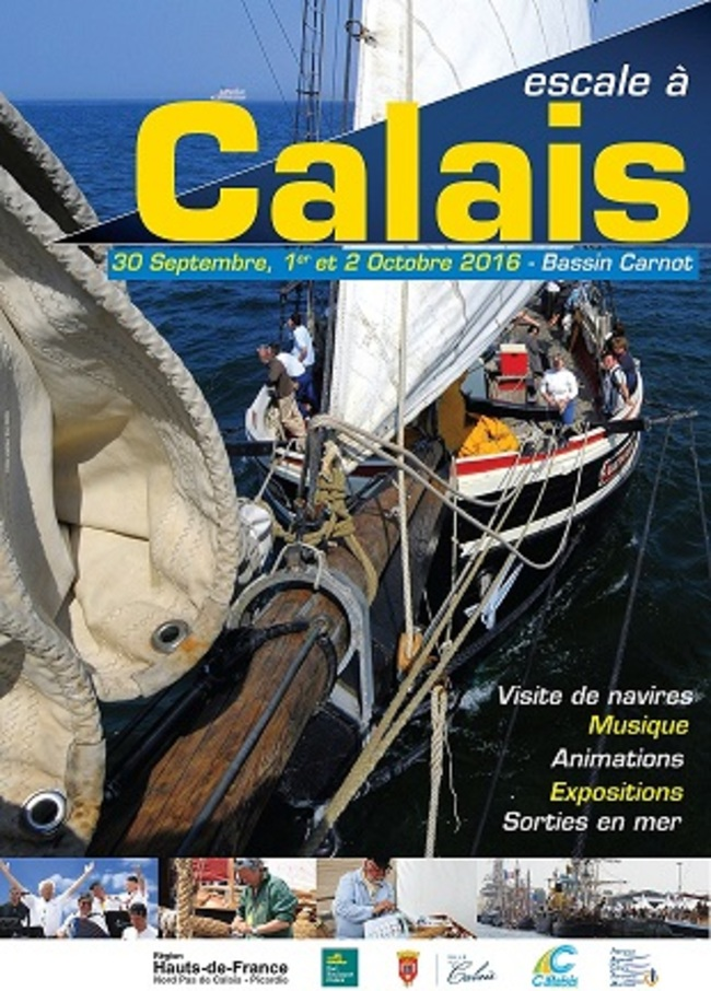Fête martime Calais.