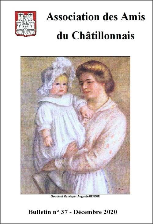 Le dernier bulletin 2021 des Amis du Châtillonnais est paru !
