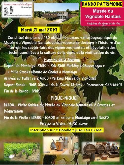 Musée du Vignoble Nantais