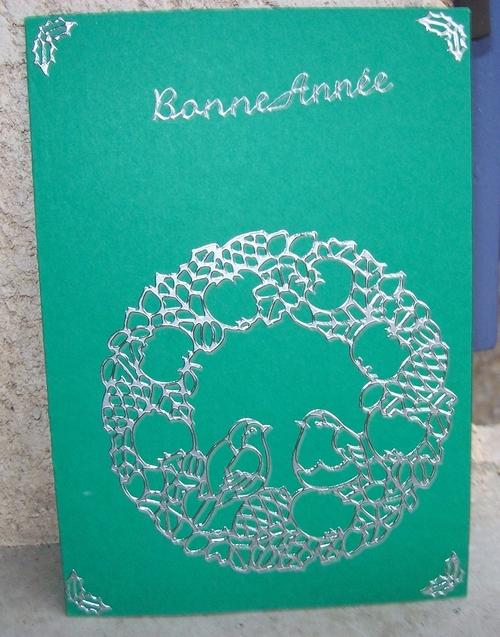 Dernières Cartes de Vœux Reçues !!!