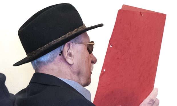 Allemagne : deux ans de prison avec sursis pour un ex-gardien de camp nazi